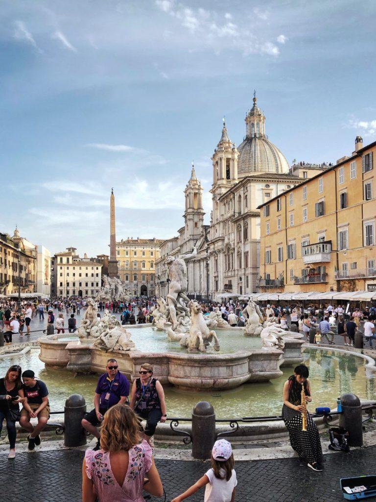 les incontournables à visiter à Rome