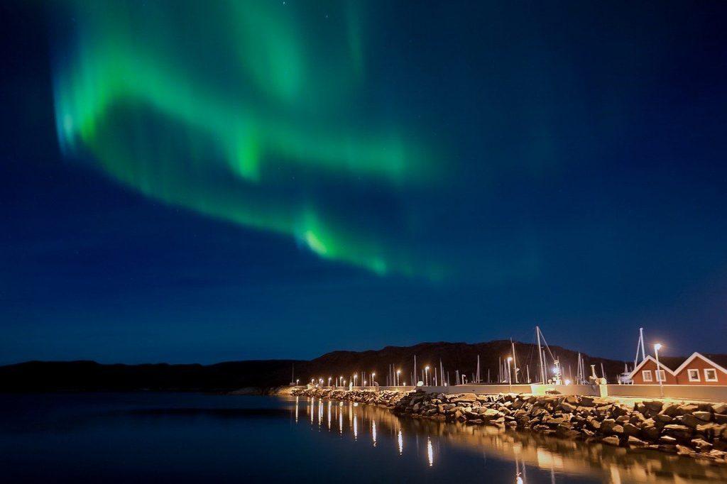 Où voir des aurores boréales